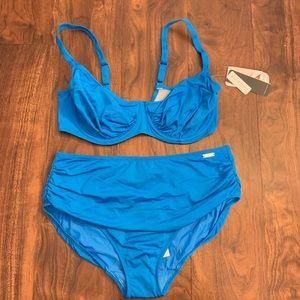 Fantasie High waisted Bikini Set